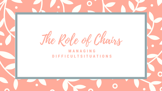 The Role of Chairs